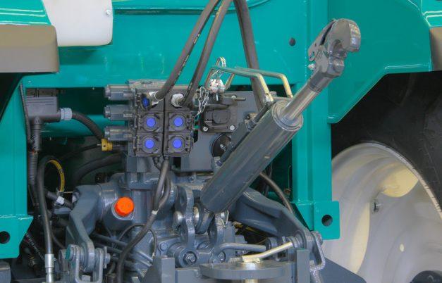 Circuit hidraulic Arbos 5000